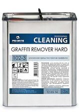 Средство для удаления граффити GRAFFITI REMOVER HARD