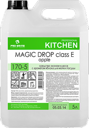 MAGIC DROP class Е. Apple 5 литров
